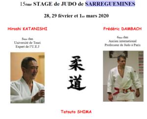 Stage de SARREGUEMINES